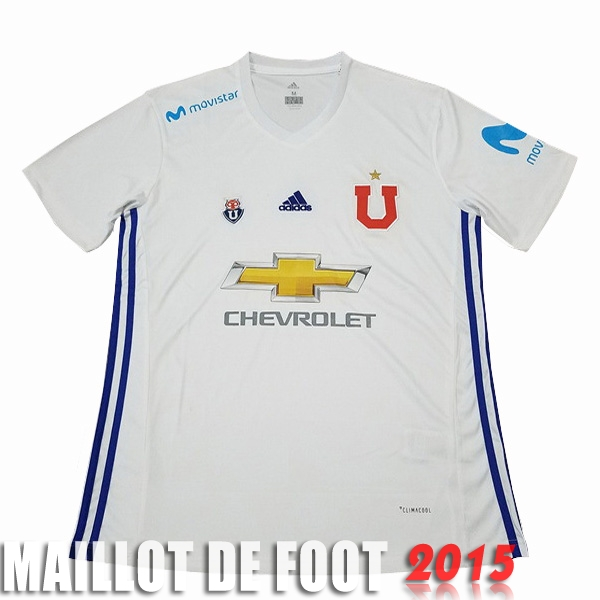 Maillot De Foot Universidad De Chile 17/18 Exterieur