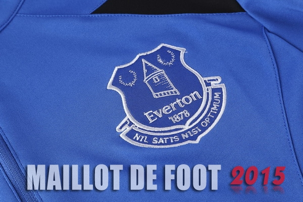 Survetement Everton FC Bleu 17/18