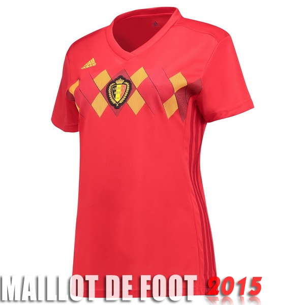 maillot de foot belgique femme mondial 2018 domicile pas cher. Black Bedroom Furniture Sets. Home Design Ideas