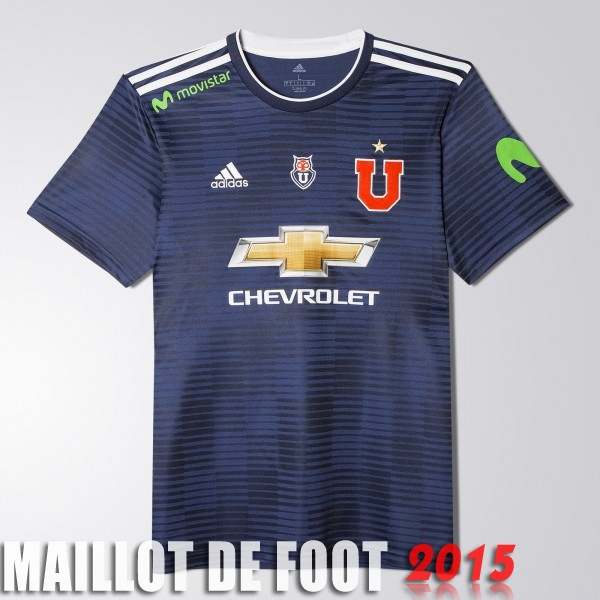Maillot De Foot Universidad De Chile Domicile 17/18