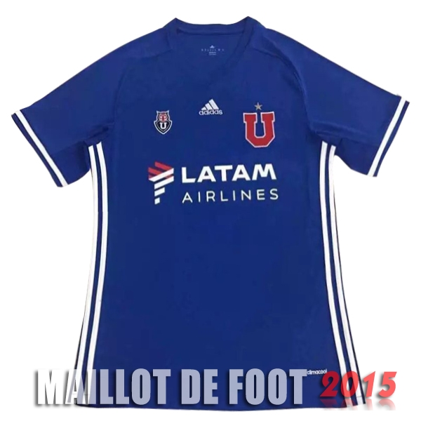 Maillot De Foot Universidad De Chile LATAM Domicile 17/18