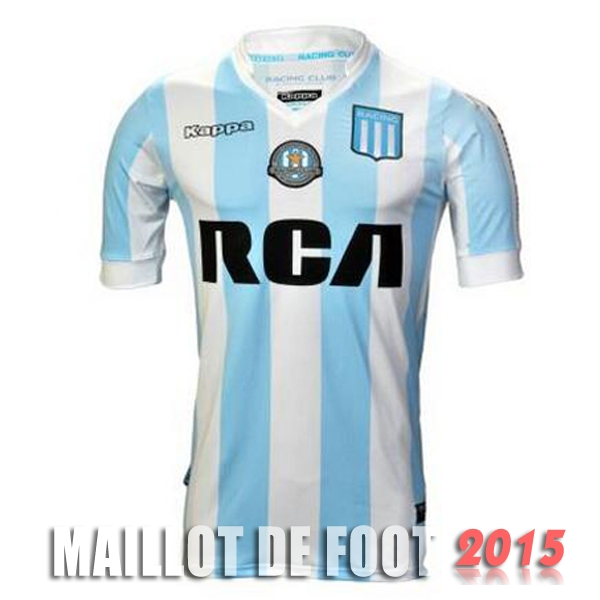 Maillot De Foot Racing Club 17/18 Domicile