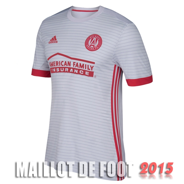 Maillot De Foot Atlanta United 17/18 Exterieur