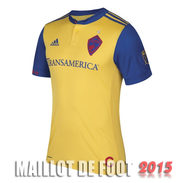 Maillot De Foot Colorado Rapids 17/18 Exterieur