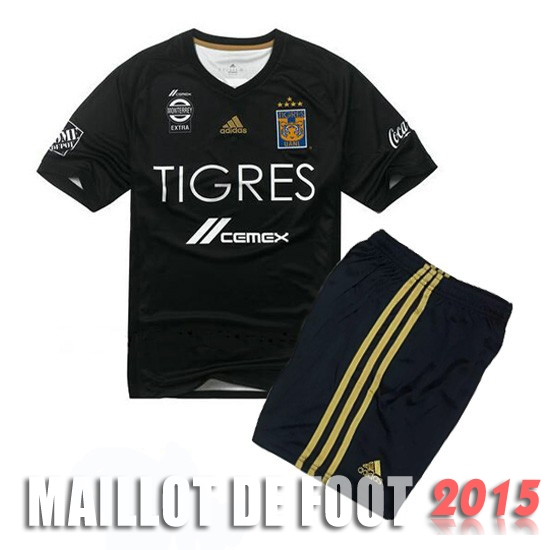 Maillot De Foot Tigres Enfant 17/18 Third Un ensemble
