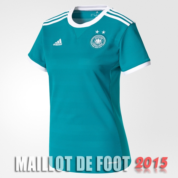Maillot De Foot Allemagne Femme Mondiall 2017 Champions