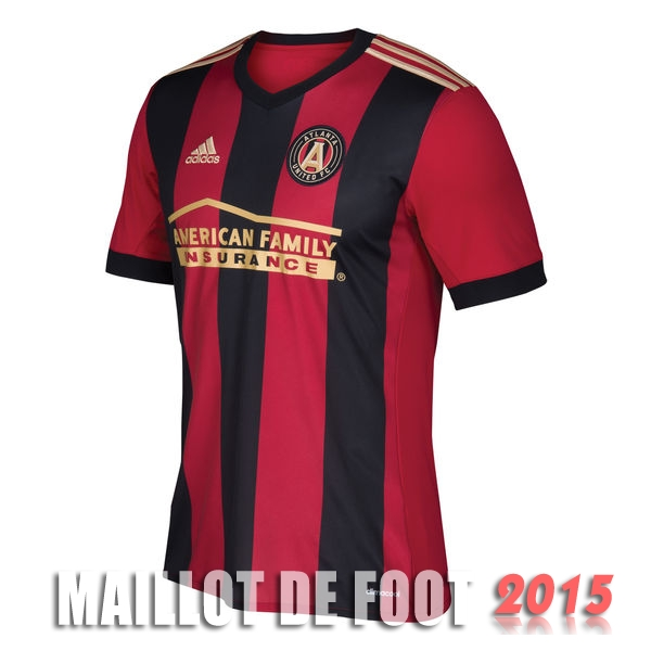 Maillot De Foot Atlanta United 17/18 Domicile