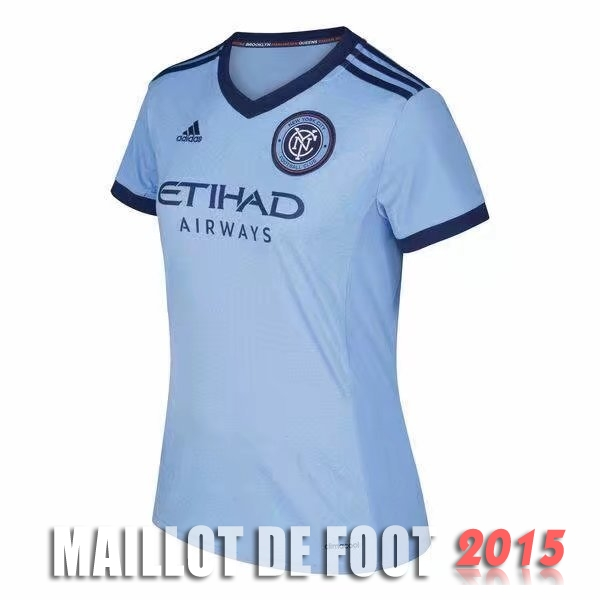 Maillot De Foot New York City Femme 17/18 Domicile