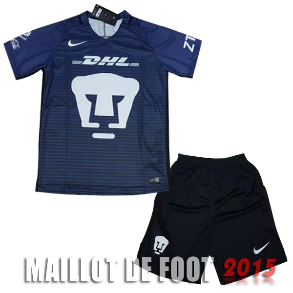 Maillot De Foot Pumas Uuam Enfant 17/18 Third Un ensemble