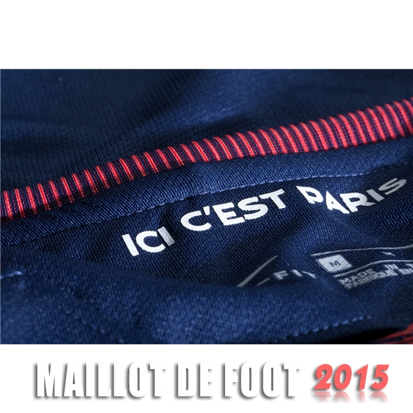 Thailande Maillot De Foot Paris Saint Germain 17/18 Domicile