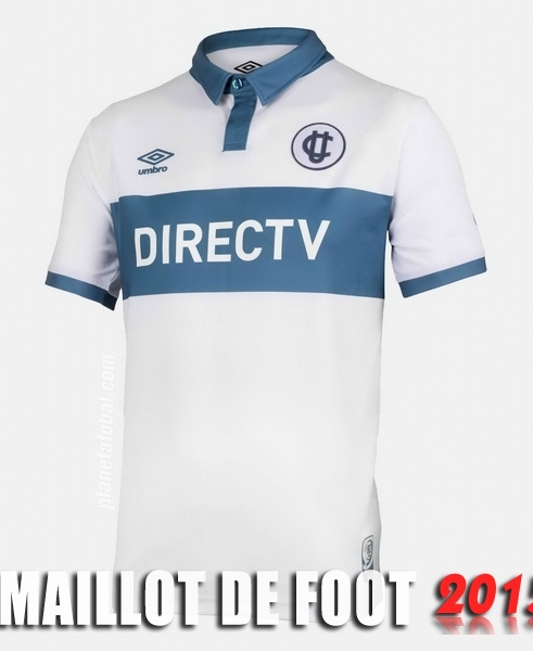 Maillot De Foot Universidad Católica 17/18 Domicile