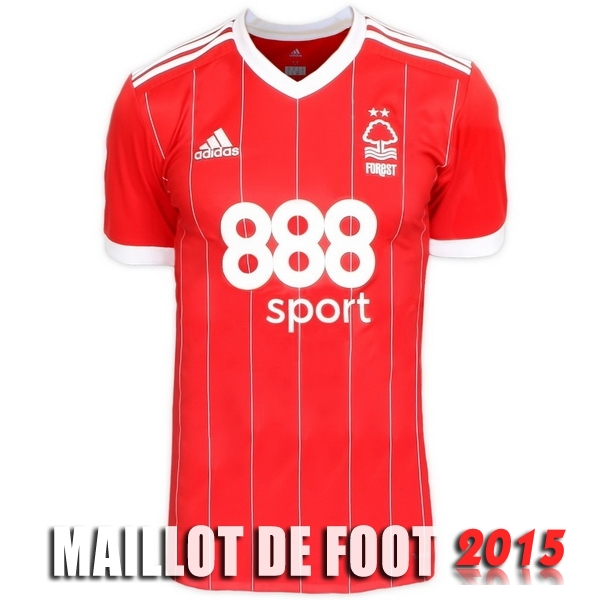 Maillot De Foot Nottingham Forest 17/18 Domicile