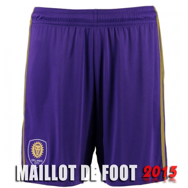 Maillot De Foot Orlando City Pantalon 17/18 Domicile
