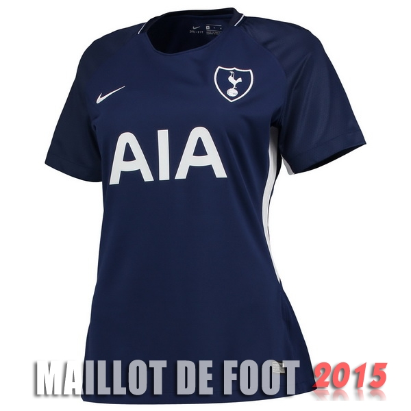maillot de foot tottenham hotspur femme 17 18 exterieur pas cher. Black Bedroom Furniture Sets. Home Design Ideas