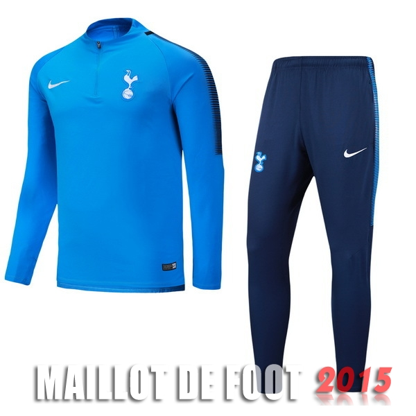 Ensemble Survetement Tottenham Hotspur Bleu 17/18