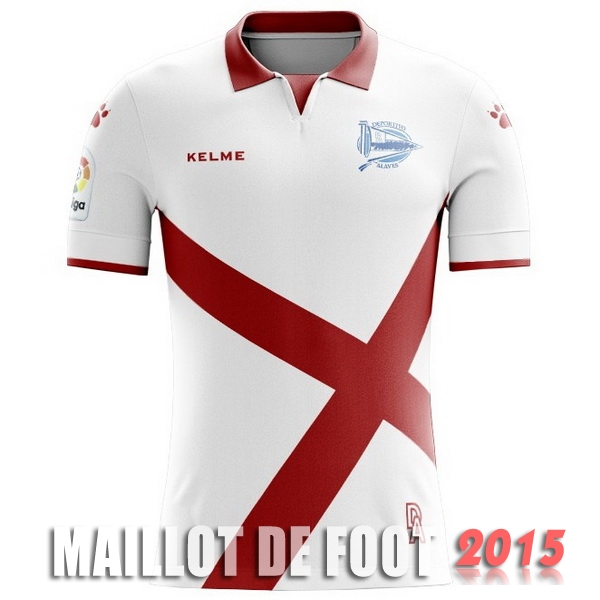 Maillot De Foot Alaves 17/18 Third
