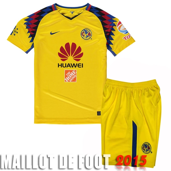 Maillot De Foot Club América Enfant 17/18 Third Un ensemble
