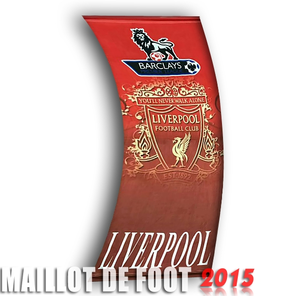 Football Drapeau de Liverpool Rouge