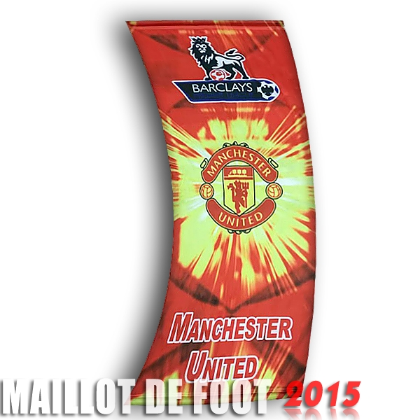 Football Drapeau de Manchester United Rouge