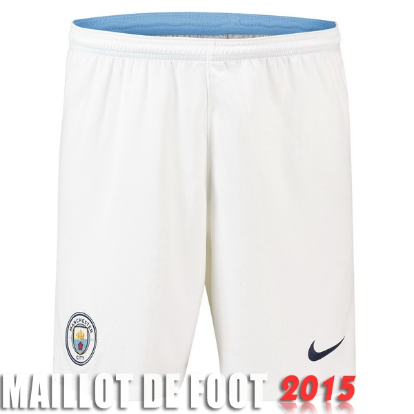 Maillot De Foot Manchester City Pantalon 18/19 Domicile