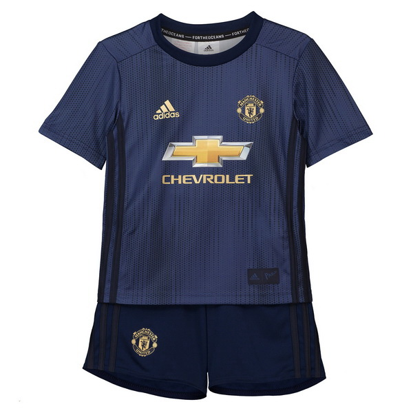 Maillot De Foot Manchester United Enfant 18/19 Third Un ensemble