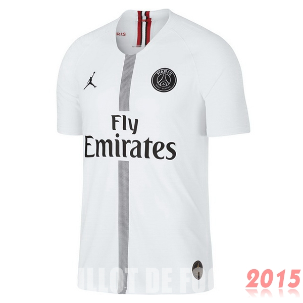 Thailande Maillot De Foot Paris Saint Germain 18/19 Third Exterieur