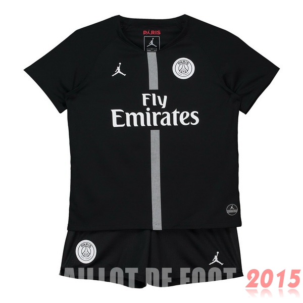Maillot De Foot PSG Enfant 18/19 Third Un ensemble