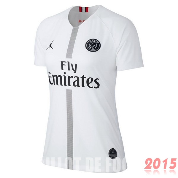 Maillot De Foot Paris Saint Germain Femme 18/19 Third Exterieur