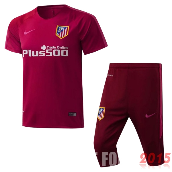 Ensemble Formation Rouge Atletico Madrid 18/19