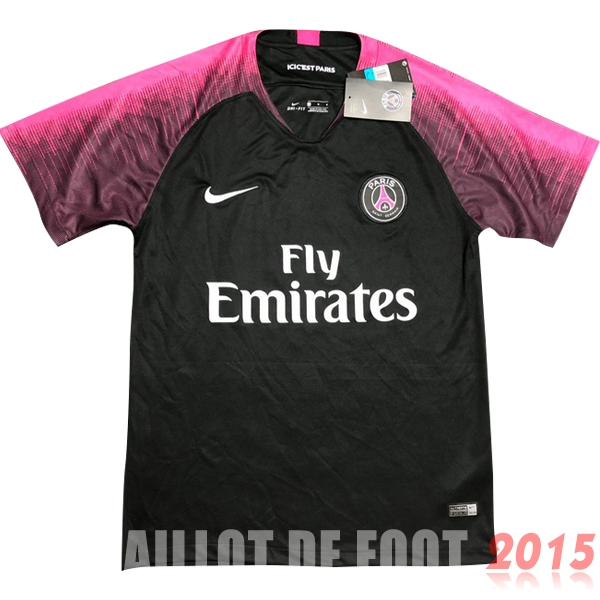 Formation Noir Rose Paris Saint Germain 18/19