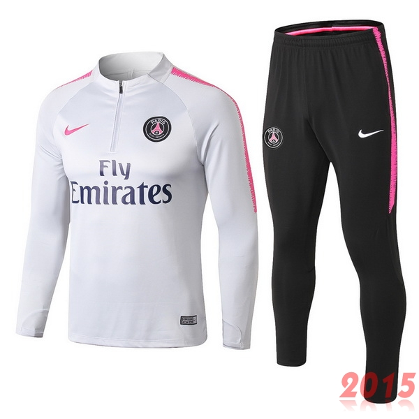 Ensemble Survetement PSG Gris 18/19