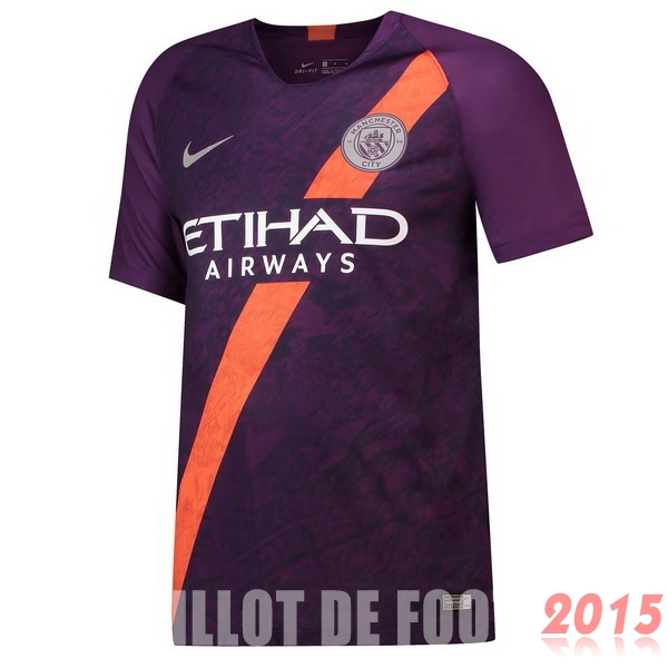 Maillot De Foot Manchester City 18/19 Third