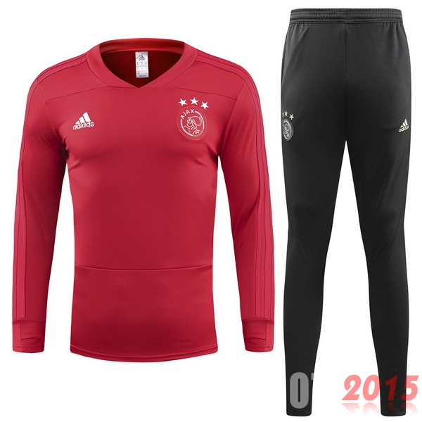 Survêtements Ajax Rouge 18/19