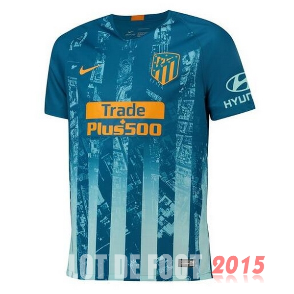 Maillot De Foot Atletico Madrid 18/19 Third