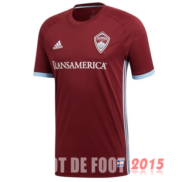 Maillot De Foot Colorado Rapids 18/19 Domicile