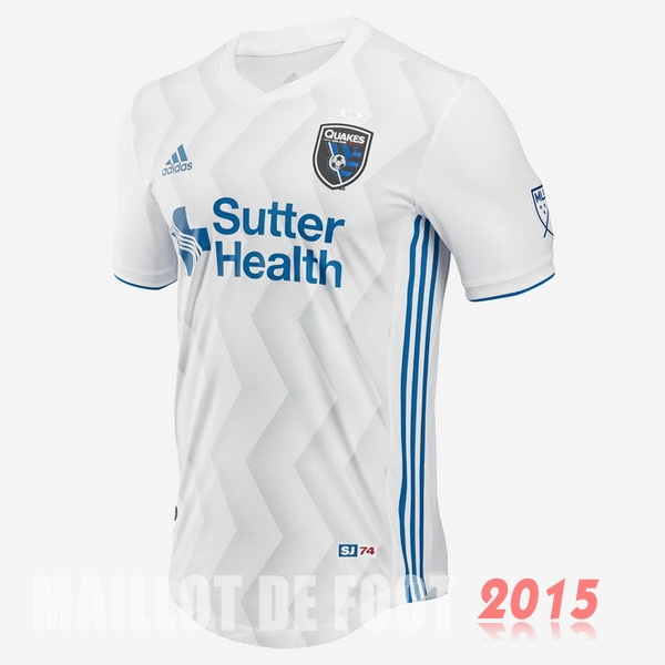 Maillot De Foot San Jose Earthquakes 18/19 Domicile