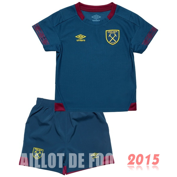Maillot De Foot West Ham United Enfant 18/19 Exterieur Un ensemble
