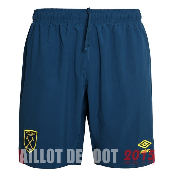 Maillot De Foot West Ham United Pantalon 18/19 Exterieur
