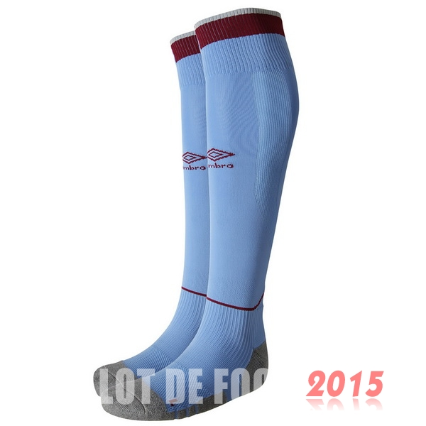 Maillot De Foot West Ham United Chaussettes 18/19 Third