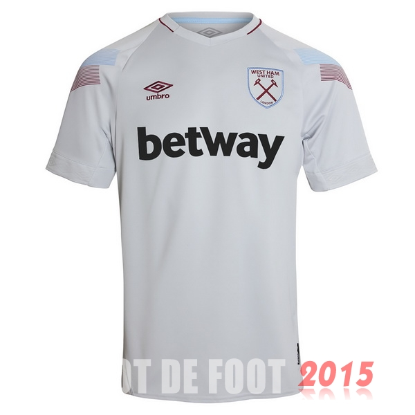 Maillot De Foot West Ham United 18/19 Third