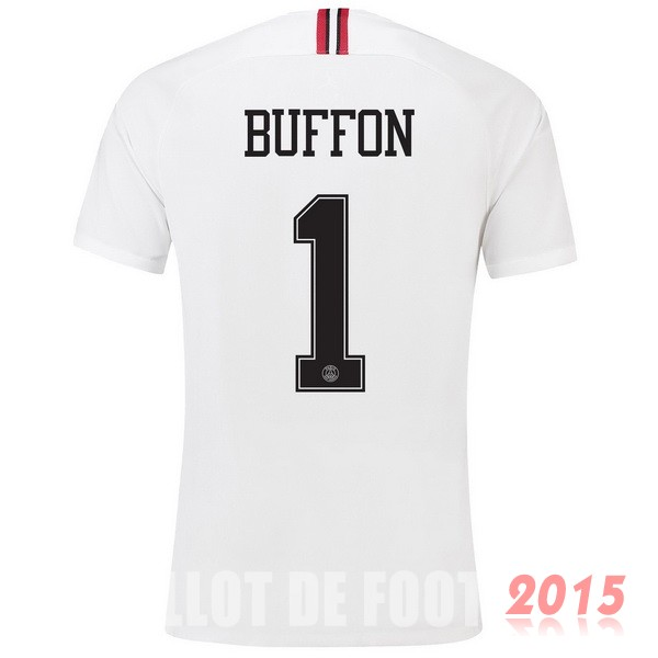 Maillot De Foot Buffon Paris Saint Germain 18/19 Third Exterieur