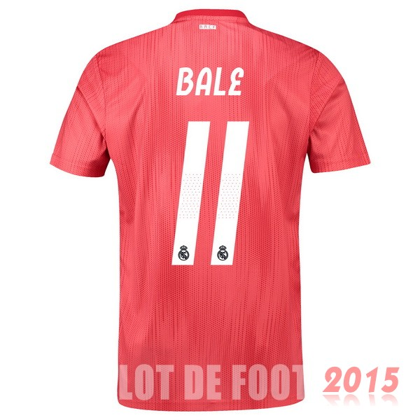 Maillot De Foot Bale Real Madrid 18/19 Third