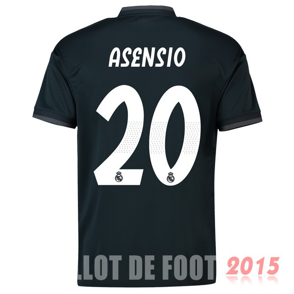 Maillot De Foot Asensio Real Madrid 18/19 Exterieur