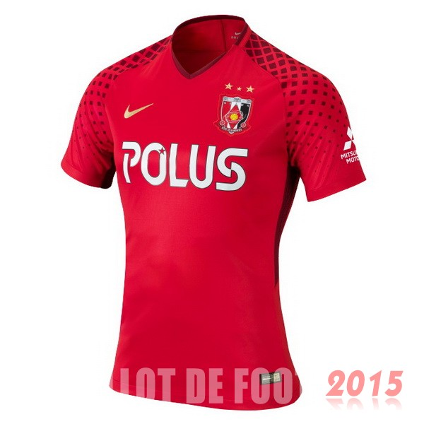 Maillot De Foot Urawa Red Diamonds 18/19 Domicile