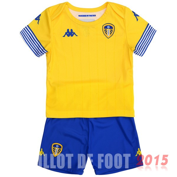 Maillot De Foot Leeds United Enfant 18/19 Third Un ensemble