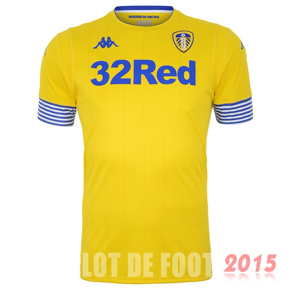 Maillot De Foot Leeds United 18/19 Third