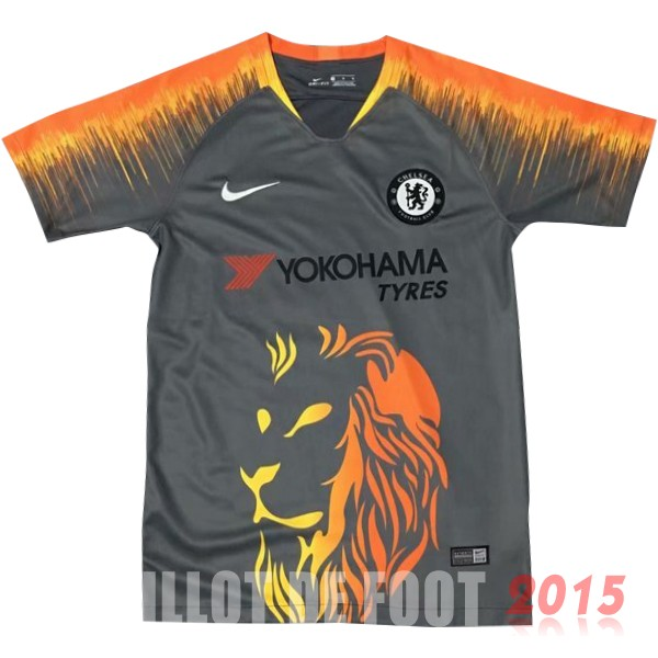 Formation Gris Chelsea 18/19