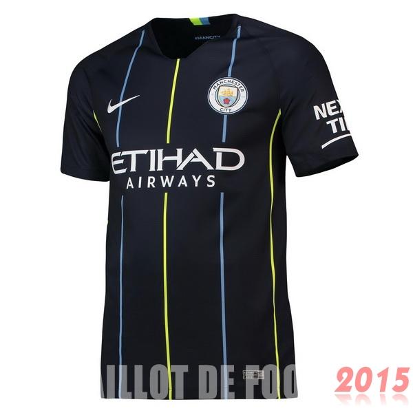 Maillot Extérieur Manchester City soldes