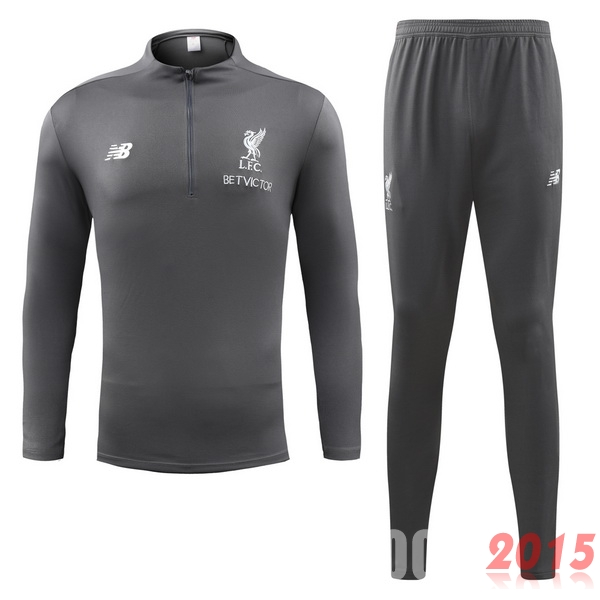 Survêtements Liverpool Gris 18/19