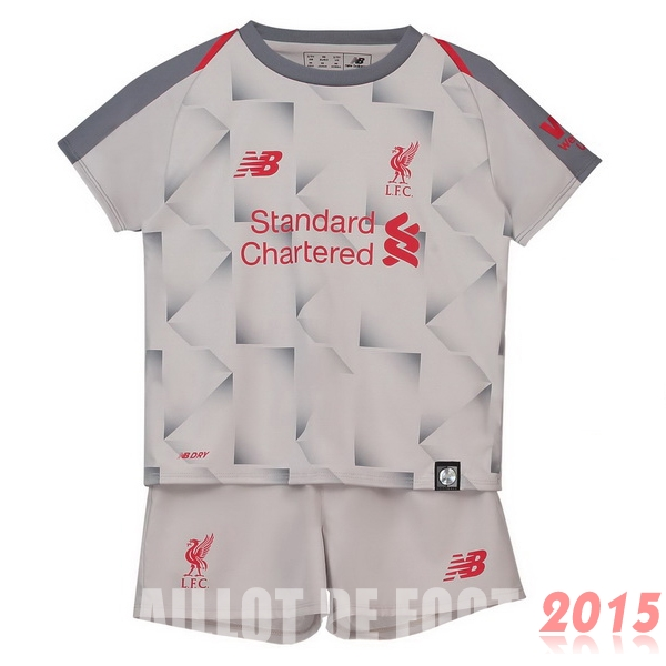 ensemble de foot Liverpool Enfant